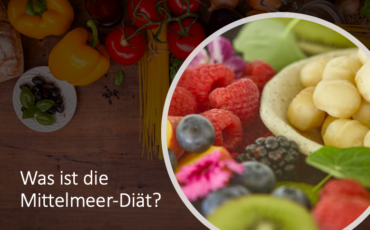 Ernährungstrends: Mittelmeer-Diät