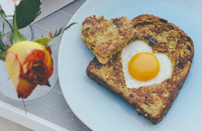 Das gelbe vom Ei: 5 tolle Gerichte mit Eiern und Macadamias