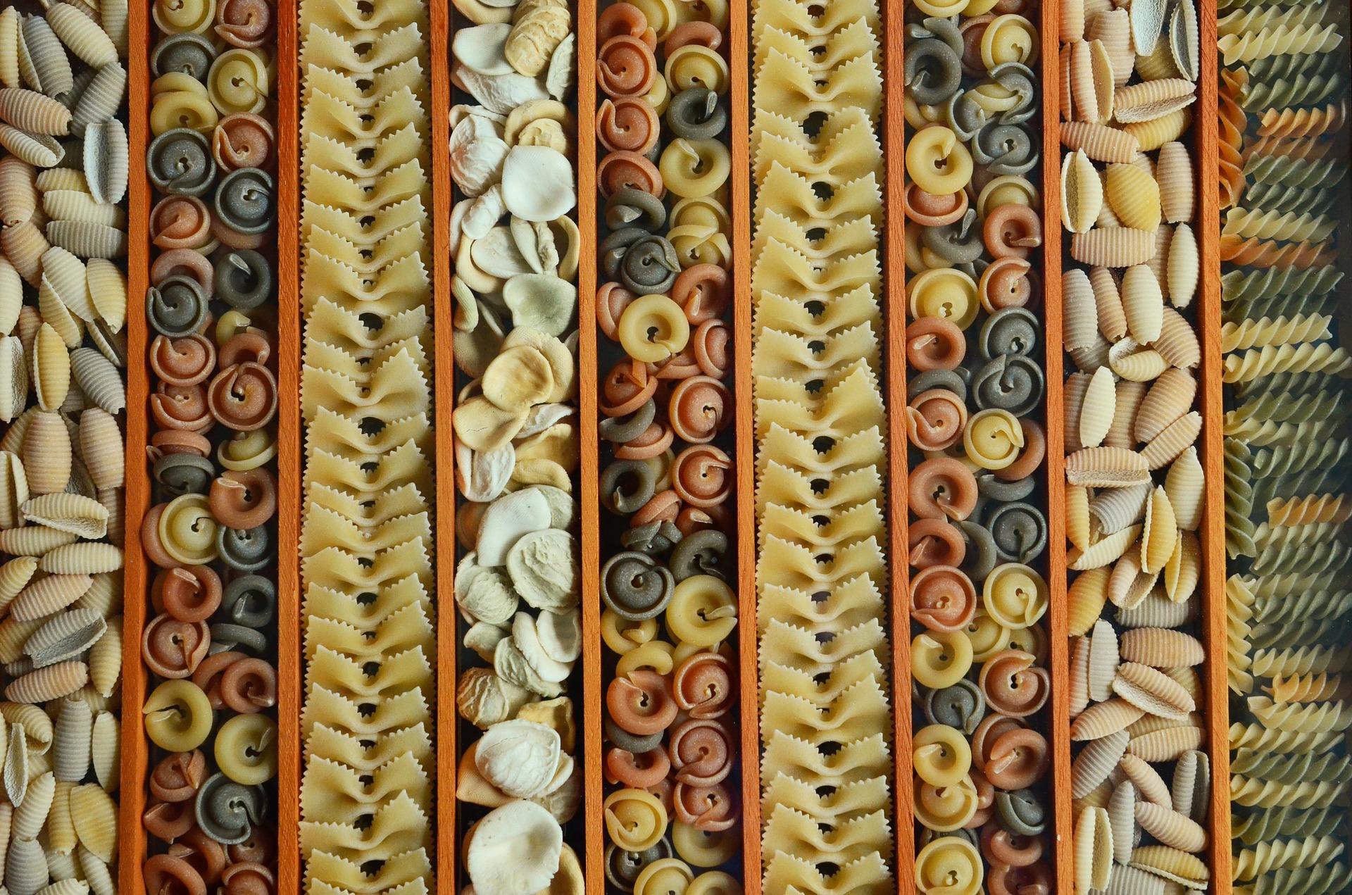 Die 5 besten Pasta-Gerichte mit Macadamias