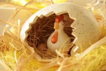 Ein besinnliches Osterfest zu Hause